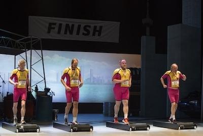 De Marathon premiere 27 kl