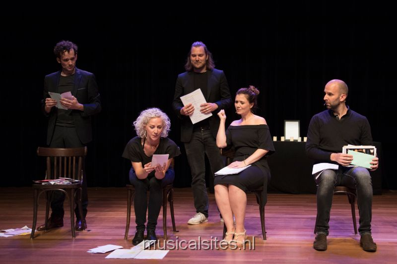 Catch Me staged reading 31