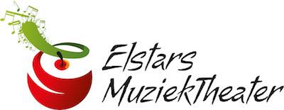 Elstars logo tekst naast