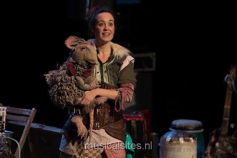 De Rattenvanger Ida van Dril 13