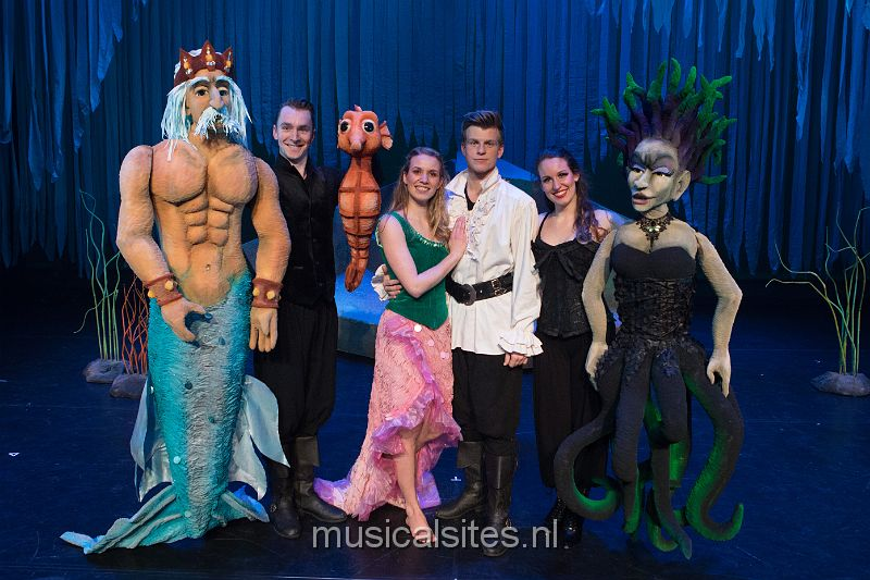 Kleine Zeemeermin Theater Terra 8