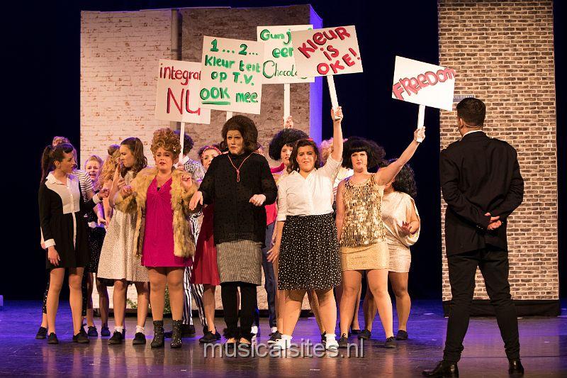 Hairspray Rijswijks jeugdtheater 59