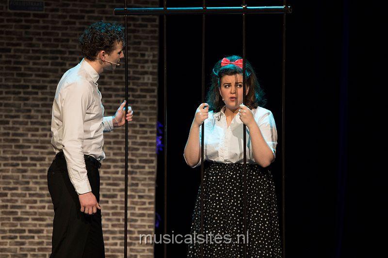 Hairspray Rijswijks jeugdtheater 65