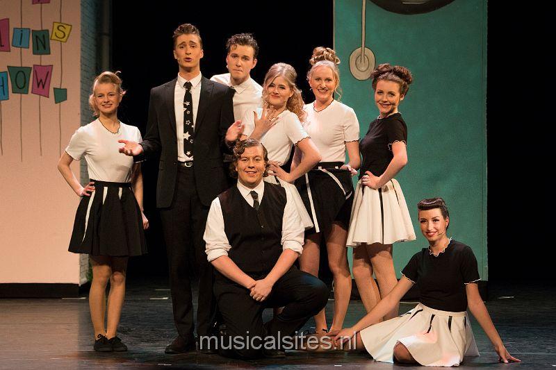 Hairspray Rijswijks jeugdtheater 8