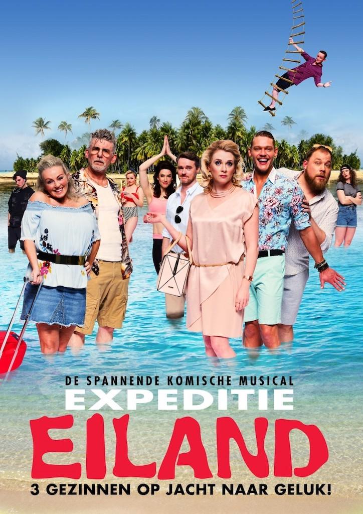 Expeditie eiland