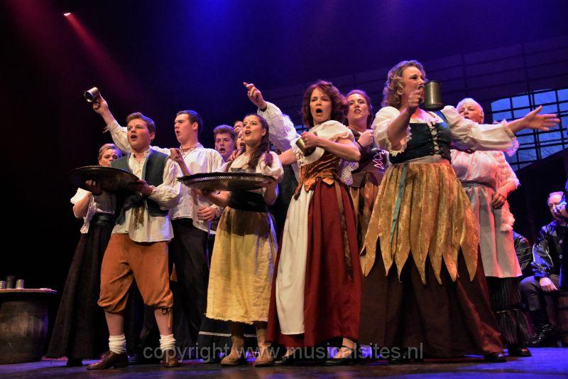 Drie Musketiers Muziektheater Zeeland 6