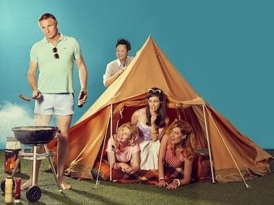 Single Camping kl Copyright Fotografie Hans van Brakel Concept en bewerking Studio Room