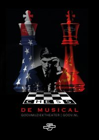 Musical chess door goov