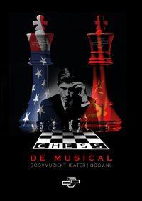 Musical chess door goov